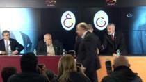 AHMET ÜNAL - Galatasaray'da Mazbata Töreni Yapıldı