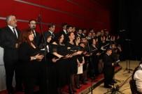 GEBZELI - GESMEK Korosu'ndan Türk Halk Müziği Konseri