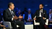 GÜRCİSTAN BAŞBAKANI - Gürcistan Cumhurbaşkanı Kvirikaşvili Açıklaması 'İpek Yolu Projesi, Bölgede Kalıcı Bir Zemin Oluşturuyor'