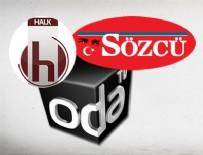 SÖZCÜ GAZETESI - Oda TV, Halk TV ve Sözcü gazetesi kendileriyle çelişti