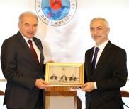 KAĞITHANE BELEDİYESİ - İBB Başkanı Uysal, Kağıthane'de İncelemelerde Bulundu