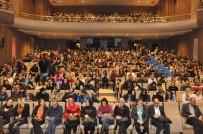 GIZEMLI - 'İntiharın Genel Provası' Adlı Tiyatro Oyunu Sahnelendi