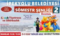 SİHİRBAZLIK - İpekyolu Belediyesinden Tiyatro Etkinliği