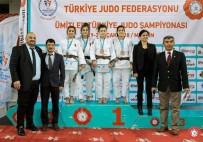 KAĞıTSPOR - Judo'da Zirvenin Adı Kağıtspor