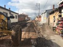 MECIDIYE - Kapaklı-Mecidiye Yolu Asfalta Hazırlanıyor