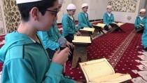 MEHMET ÜNAL - Küçük Hafızlardan Mehmetçik'e Dualı Destek