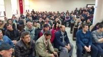 Kurtulan'dan Taşeron İşçilere 'Kadro' Bilgilendirmesi
