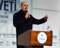 OSMAN AYDıN - Kurtulmuş Açıklaması 'İslam Ümmetinin Ümidi Olan Türkiye'nin Güçlü Olmasını İstemiyorlar'