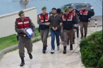 Milas'ta Hırsızlık Şüphelisi 3 Kişi Tutuklandı