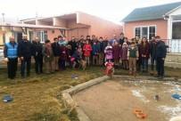 HAYVAN BARINAĞI - Minikler Sokak Hayvanlarını Unutmadı