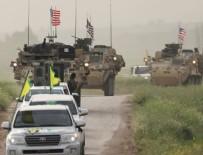 PENTAGON - Pentagon'dan PYD/YPG'ye Afrin uyarısı