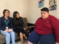 YAŞ SINIRI - Sağlık Bakanlığı 185 Kilo Olan Çocuk İçin Devrede