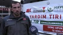 YARDIM MALZEMESİ - Suriye'ye İnsani Yardım