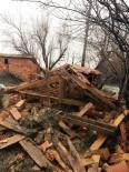 ŞİDDETLİ YAĞIŞ - Tekirdağ'da Ağıl Çöktü Açıklaması 9 Koyun Telef Oldu