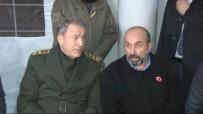 DENIZ KUVVETLERI KOMUTANı - 'Tüm Teröristler Döktükleri Kanın Hesabını Verecekler'