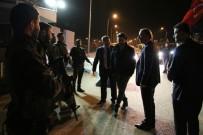 AHMET KARATEPE - Vali Ceylanpınar'da Güvenlik Önlemlerini İnceledi