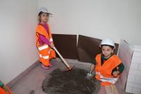 YENİMAHALLE BELEDİYESİ - Yenimahalleli Miniklere Meslek Eğitimi