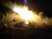 ÖZEL KUVVETLER - YPG Hedefleri Roketatarlarla Vuruldu
