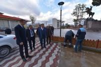 AYDINLATMA DİREĞİ - Yunusemre'de 4 Yılda Onlarca Proje Tamamlandı