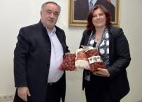 KOCABAŞ - Ziraat Odası Başkanları Çerçioğlu'na Teşekkür Etti
