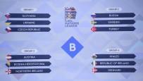 SERVET YARDıMCı - A Milli Futbol Takımı'nın UEFA Uluslar Ligi'ndeki Rakipleri Belli Oldu