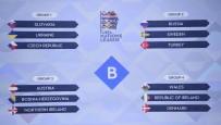 MİLLİ FUTBOL TAKIMI - A Millilerin UEFA Uluslar Ligi Maç Programı Belli Oldu