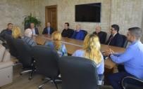 SLOVENYA - AB Proje Toplantısına ÇOMÜ Evsahipliği Yaptı
