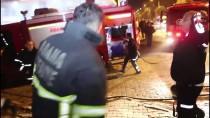 İTFAİYE ERİ - Adana'da İş Yeri Yangını