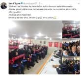 ŞAMİL TAYYAR - Afrindeki Mehmetciğe Kaşkol Ve Kazak