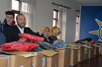PARTİ YÖNETİMİ - AK Parti'den İhtiyaç Sahiplerine Destek