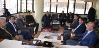 MEHMET YAVUZ - Angı Açıklaması 'Güçlü Bir Türkiye Hepimizin Hayali'