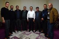 YURTTAŞ - Ataç'tan Kırsal Mahalle Sakinlerine Ziyaret