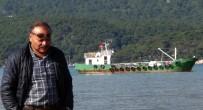 DEMIRLI - Atık Toplama Teknesi Karaya Oturdu
