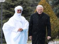 NIJER - Başbakan Yıldırım, Nijer Başbakanı Rafini'yi Resmi Törenle Karşıladı