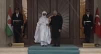 NIJER - Başbakan Yıldırım, Nijerli Mevkidaşını Resmi Törenle Karşıladı