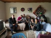 VEZIRHAN - Başkan Duymuş'tan Zorban Köyü'ne Ziyaret