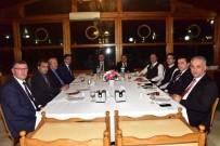 SELIM YAĞCı - Belediye Başkanları İstişare Toplantısı Gerçekleştirildi