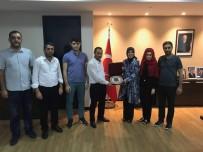 İSLAM ÜNİVERSİTESİ - Bilecik'ten Malezya'ya Giden Türk Heyeti Büyükelçisi Merve Kavakçı'yı Ziyaret Etti