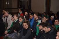 ALİ AY - Bursasporlu Taraftarlar Afrin İçin Mevlid Okuttu
