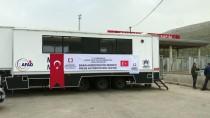 CİLVEGÖZÜ SINIR KAPISI - BYEGM'den Sınıra Mobil Basın Merkezi