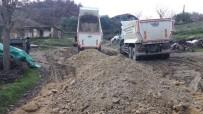 GÖKHAN KARAÇOBAN - Dağarlar Mahallesinde Yol Çalışması Başladı