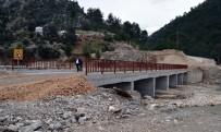 YENİ KÖPRÜ - Demre Çayı Köprüsü Hizmete Açıldı
