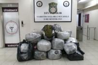 Diyarbakır'da 330 Kilo Esrar Ele Geçirildi