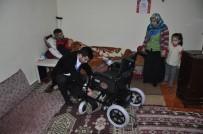 GÜNEYKENT - Engelli Vatandaş Artık Sokağa Çıkabilecek