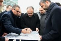 AYDINLATMA DİREĞİ - Esentepe'de Trafik Nefes Alacak