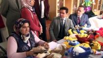 Ev Hanımları Kurslarla Meslek Öğreniyor