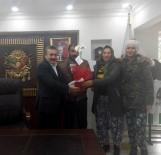 Evi Yanan Aileden Başkan Tutal'a Teşekkür