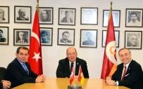 DURSUN ÖZBEK - Galatasaray'da Yönetim Kurulu Devir Teslim Töreni Yapıldı