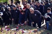 ANMA ETKİNLİĞİ - Gazeteci Uğur Mumcu Didim'de Anıldı