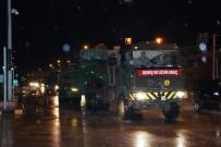 ZIRHLI ARAÇ - Hatay Sınırına Tank Sevkiyatı Sürüyor